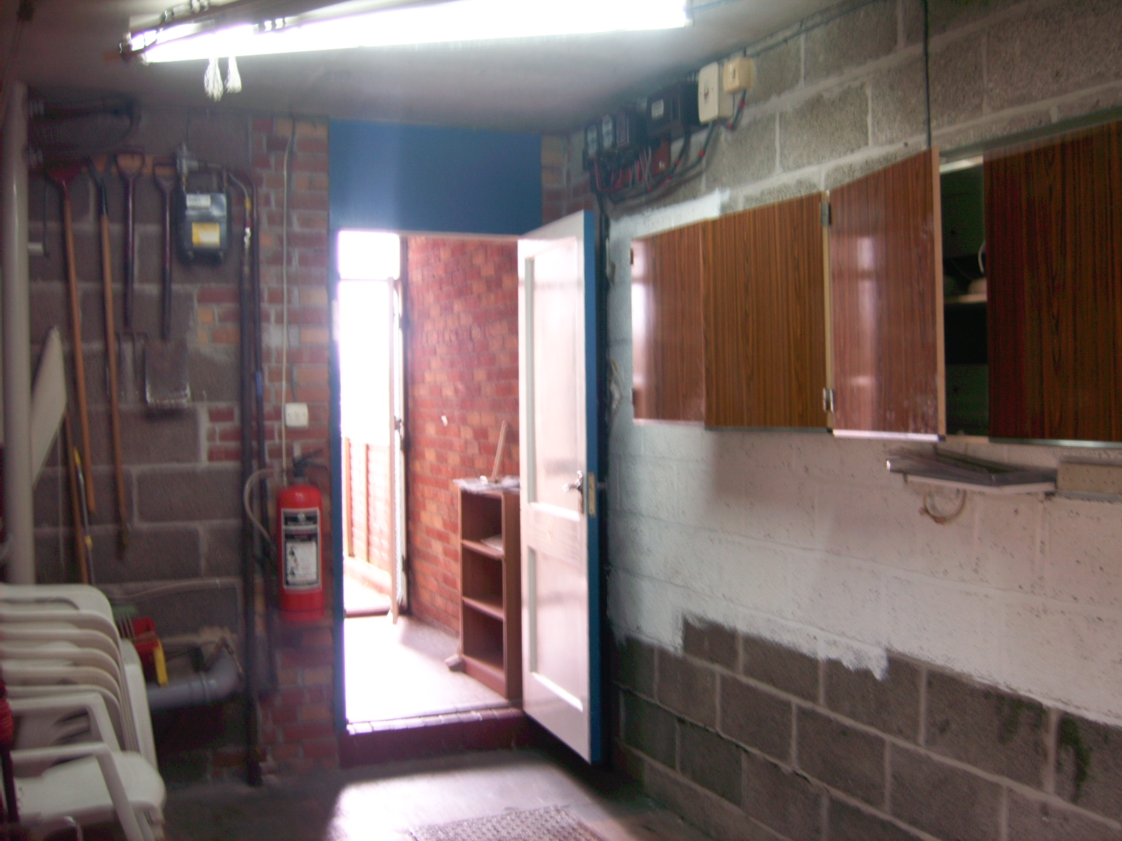 Our extreme home makeover for Garage and living space