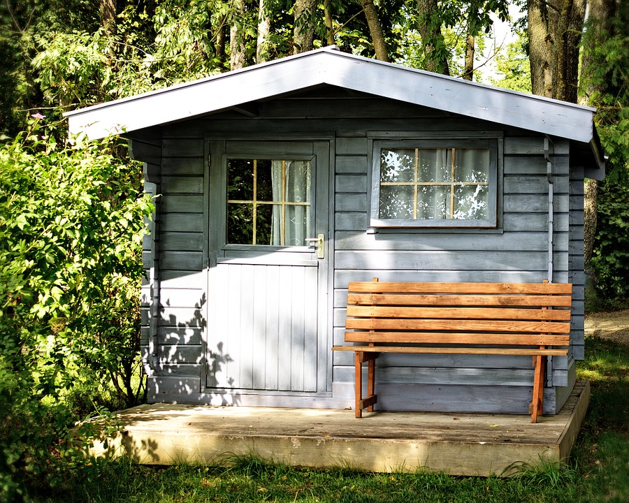 amazing diy garden sheds decorating ideas