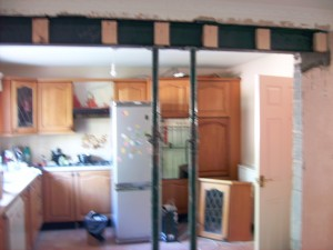 How To Remove A Load Bearing Wall